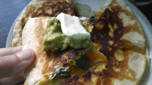 Quick Quesadillas 15