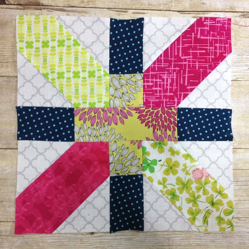 December blocks for Humility Circle of do.Good Stitches