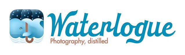 Waterlogue Logotype Icon
