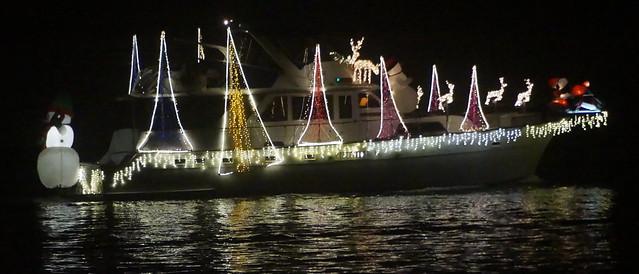 Christmas Boats Portland 2019.Christmas Ships Hayden Island