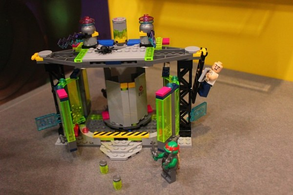 LEGO at Toy Fair 2014