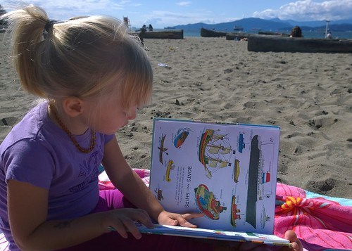 Year-Round Toddler Fun on (Almost) Any Beach