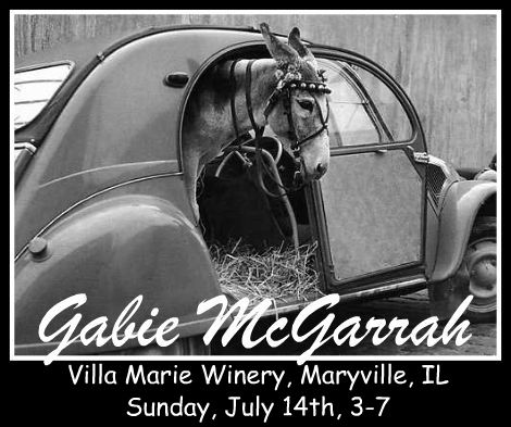 Gabie McGarrah 7-14-13