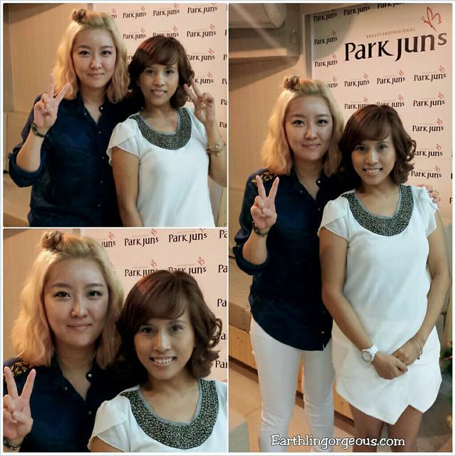 Park Jun Salon Glorietta