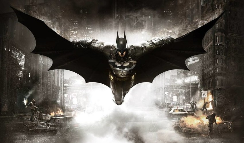 Batman: Arkham Knight Detailed 1