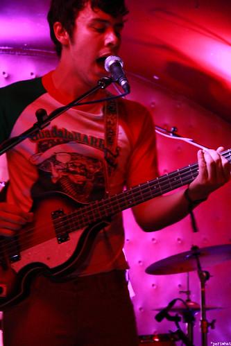 Malasaña Make Noise: THE PARROTS