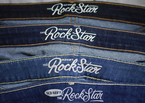 ON Rockstar Jeans