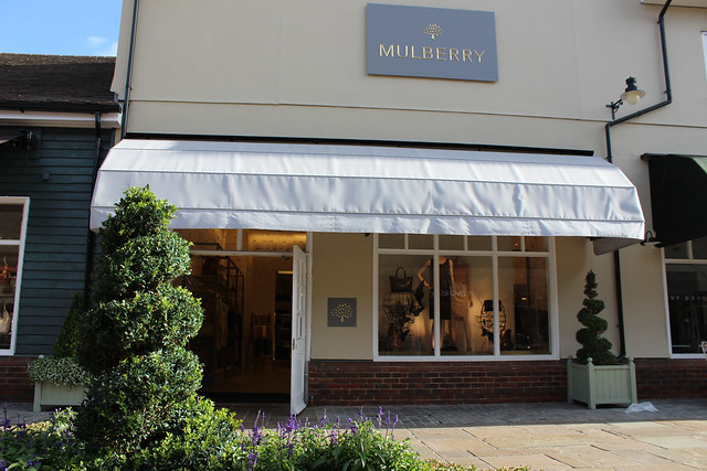 Bicester Village shops Mulberry