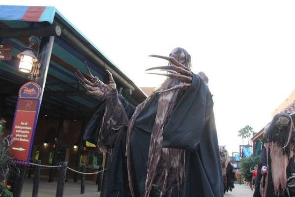 Howl-O-Scream 2013 at Busch Gardens Tampa