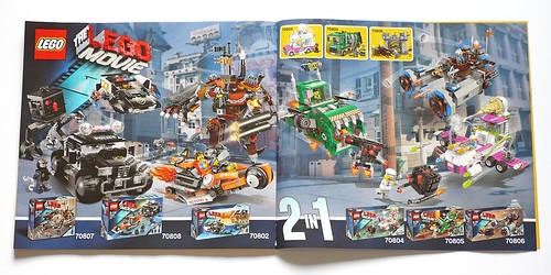 LEGO The Movie 70807 MetalBeard's Duel ins05