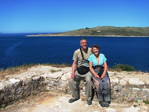 Adriatic Coast of Albania, Pasha's Castle, Brook & Rochelle