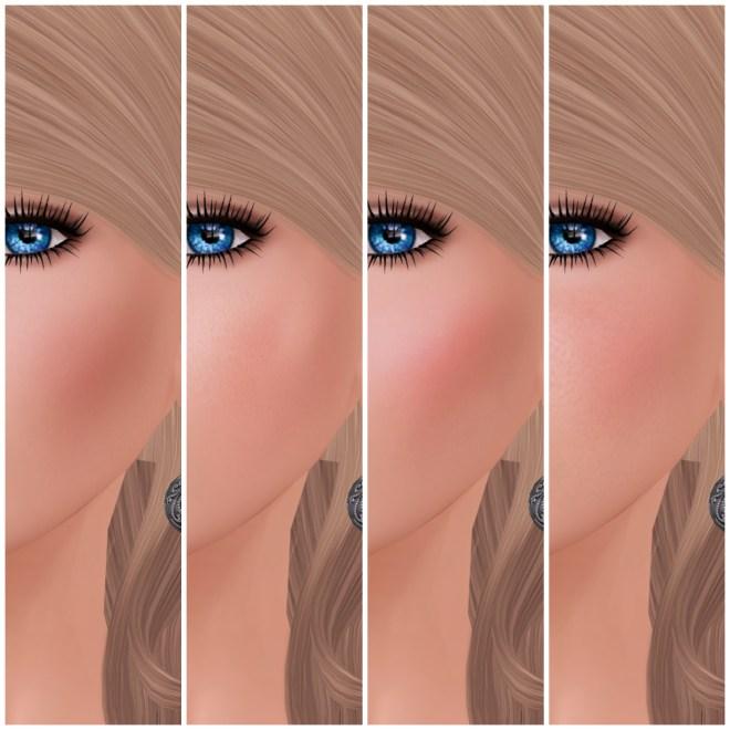 Glam Affair - Sylvia - 4 Cheeks