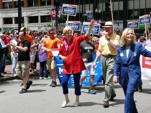 Senator Elizabeth Warren