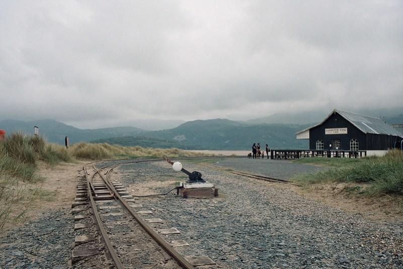 Fairbourne small gauge railway