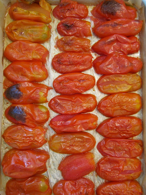 Putting Up: Tomatoes — Roasted & Canned