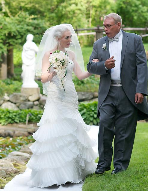 Lesbian bride ffm still wasn't