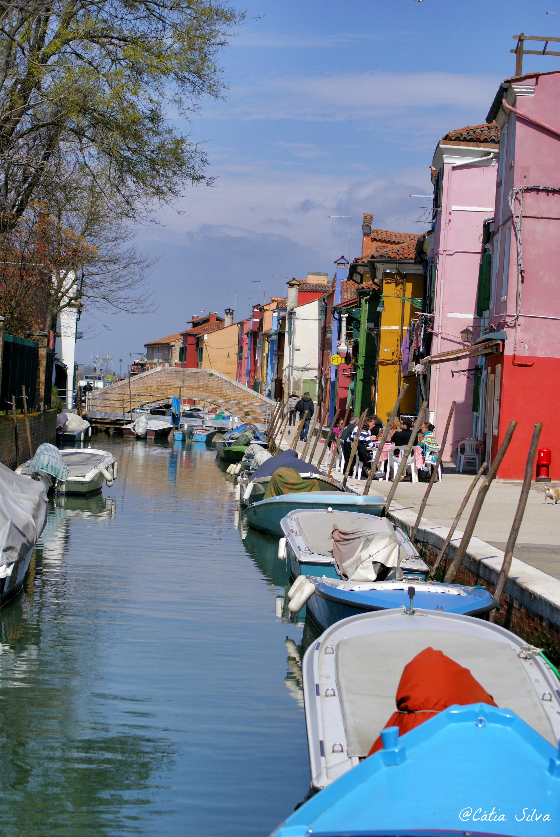 Isla de Burano - Italia (14)