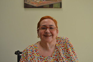 Mª Ángeles Cózar, presidente FEGADI