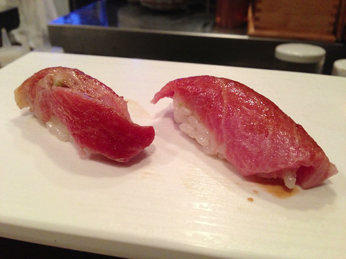 Bluefin Otoro, Bluefin Toro