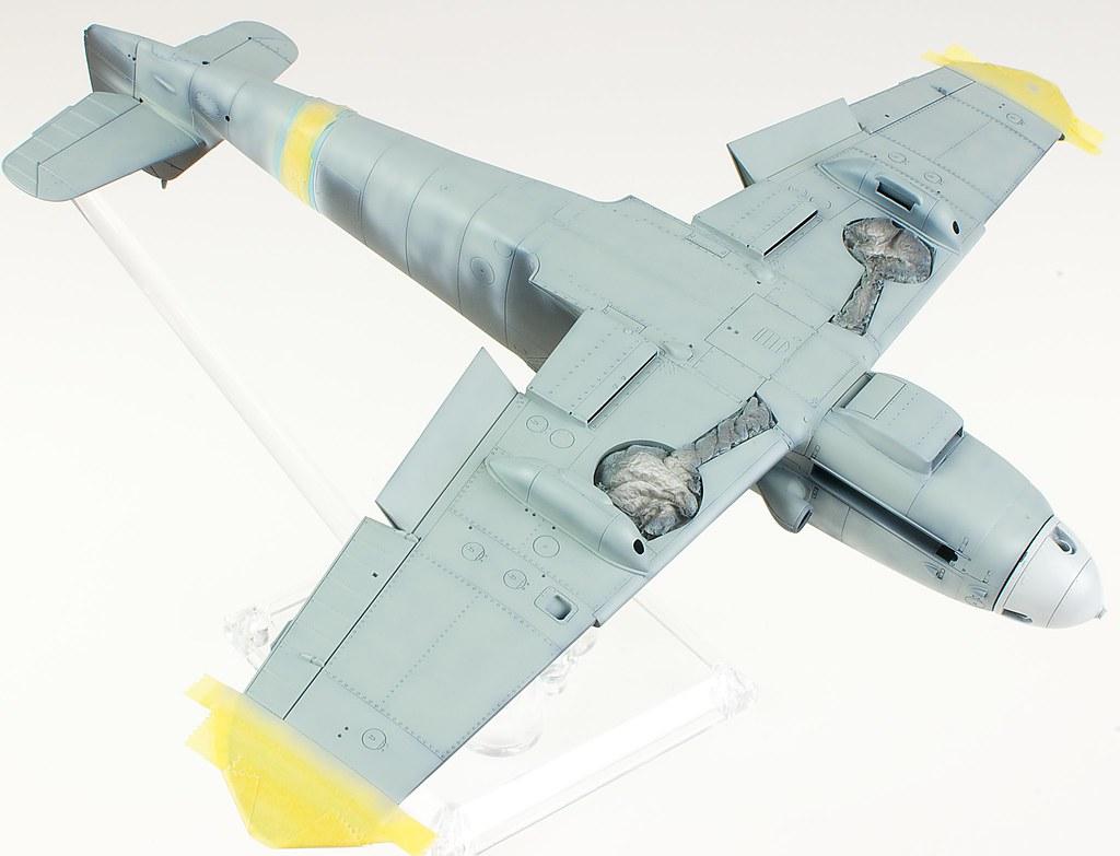 Bf 109G-4 08-20-2013 3