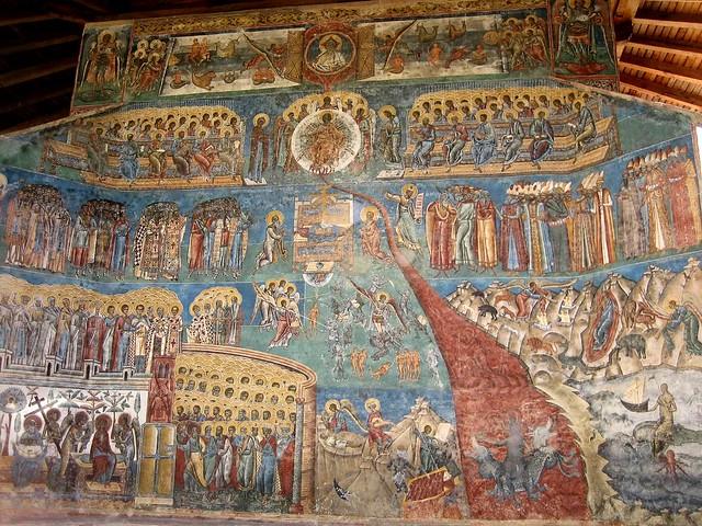 Monasterios de Bucovina
