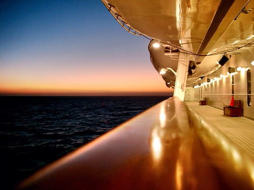Cruising the seven seas by SpatzMe