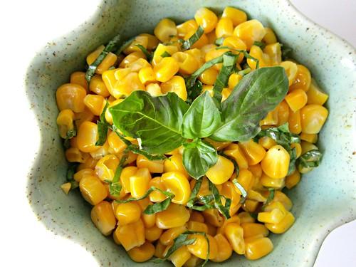 Corn and Basil Salad (2)
