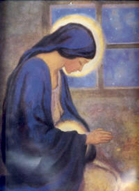 Heiligste Jungfrau Maria in Erwartung