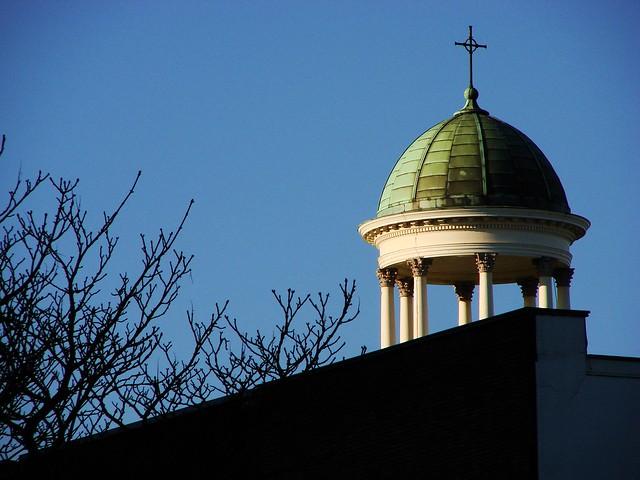 Augustiniuskerk Kruis