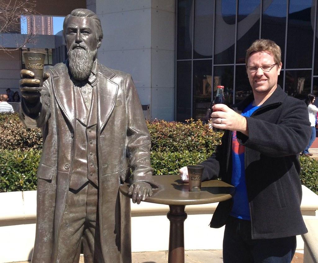Me and Doc Pemberton