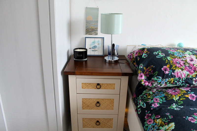 New bedside table