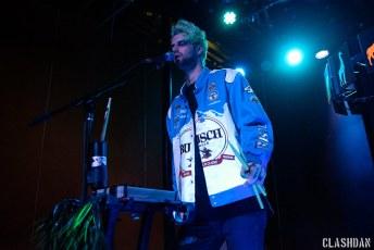 Sofi Tukker @ Kings in Raleigh NC on March 23rd 2017