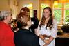 34  Winner Jacquelynn Chmiel talks with club members Danuta Buzdygan and Lorraine Haucke.
