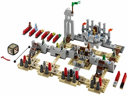50011 The Battle for Helms Deep