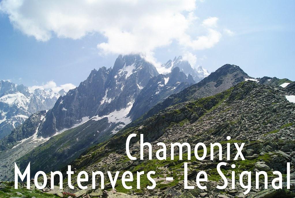 Montenvers - Le Signal