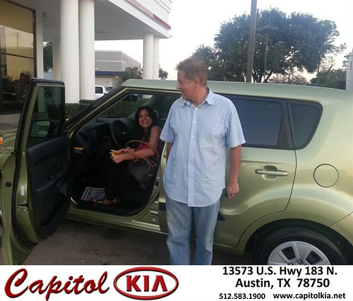 DeliveryMaxx Congratulates Brent Graham and Capitol Kia on excellent social media engagement! by DeliveryMaxx