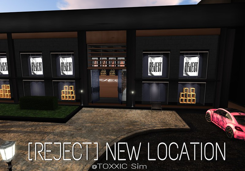 [REJECT] New Mainstore Location