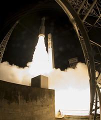 Sentinel-2B liftoff