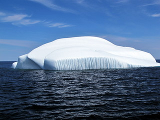 Rocking Iceberg