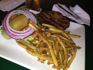 Hurricanes burger