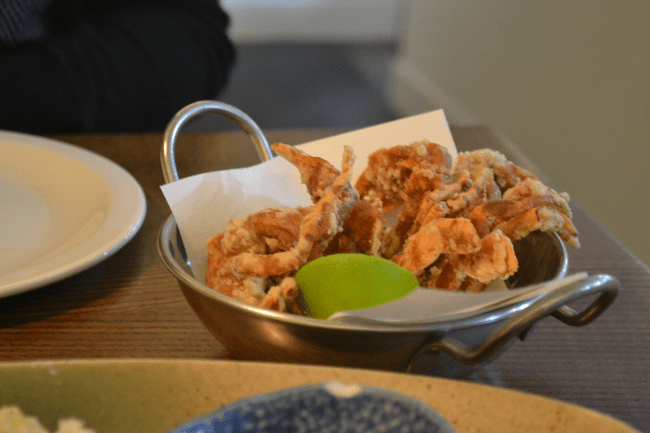 Aesthetic Online Magazine: flesh and buns, japanese food, london restaurant recommendation, bonedaddies, sashimi, tempura