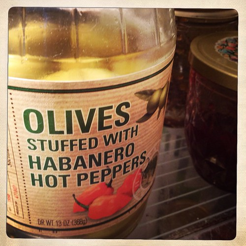 hot olives are back!