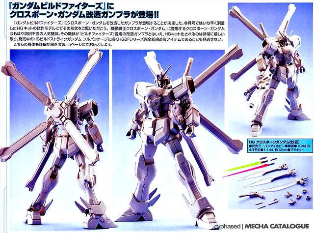 HGBF Crossbone Gundam (Something?)