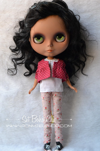 "Set ""Boho chic"" For Blythe by * Ronmiel *"