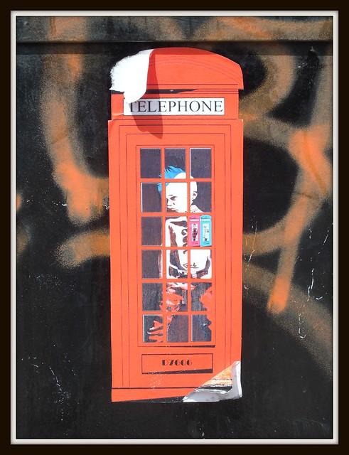 Street Art at Stokes Croft, Bristol