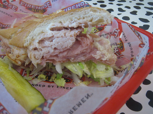 Hook and Ladder sub at Firehouse Subs Indianapolis