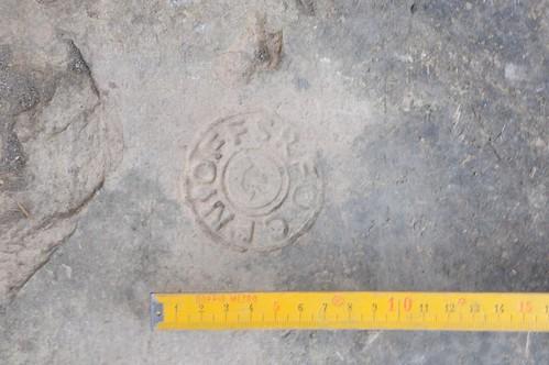 """ROMA ARCHEOLOGIA e BENI CULTURALI e I FORI IMPERIALI: """"Foro della Pace - Dagli scavi emerge la fase medievale dell' area,"""" IL MESSAGGERO (24/07/2013), p. 1 & 42 (Foto vari di: Dott. Roberto Meneghini & Dr. Riccardo Santangeli-Valenzni [07/2013]). by Martin G. Conde"""