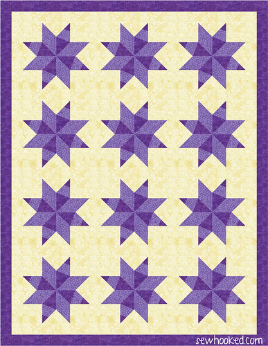 january one block quilt 4