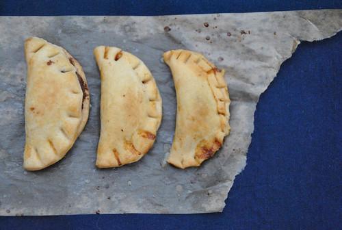 chocolate gluten free hand pies