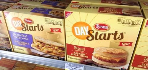 Tyson Day Starts Biscuit
